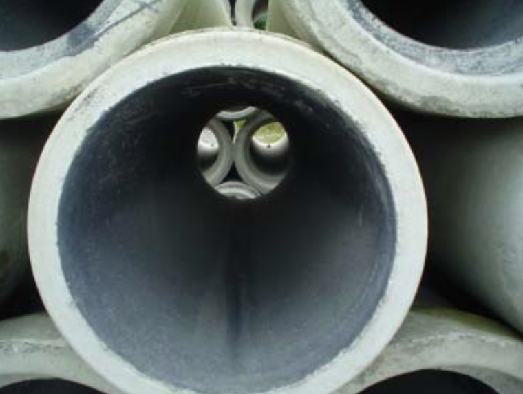 Bitumen Coated Pipe