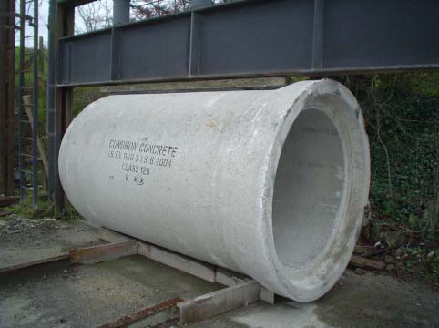 Condron Concrete Works Pipes