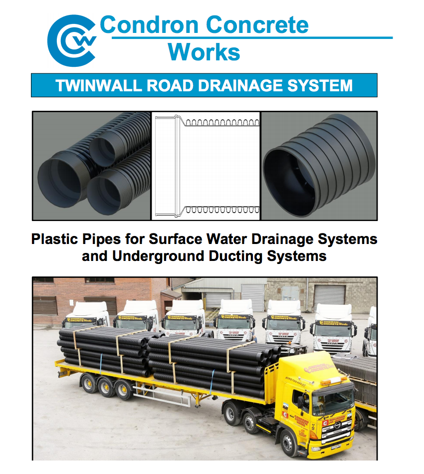 Hydraulic Design Condron Concrete