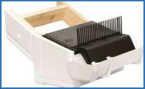Eaves Comb Filler Condron Concrete
