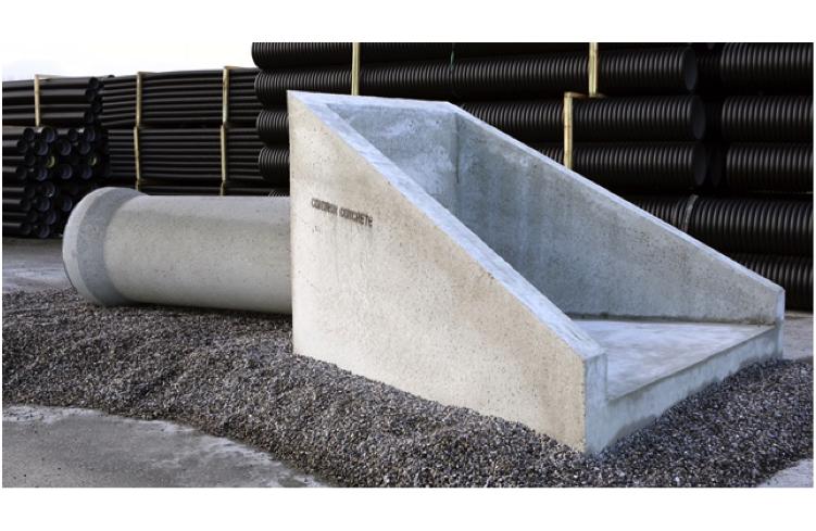 Condron Headwall Condron Concrete